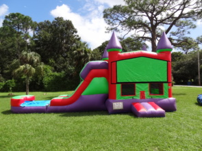 4 in 1 Custom Themed Castle Wet P/G