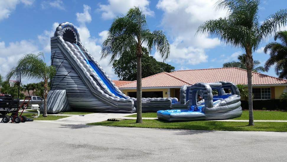 The Twister With Curve South Florida Bounce