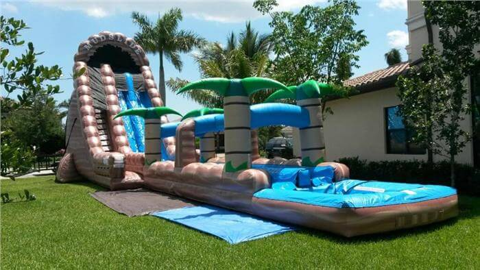 Best Water Slides For Backyard water slides - bounce house, water slide and party rentals - boca