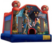 Pirates of the Carribean Bounce House