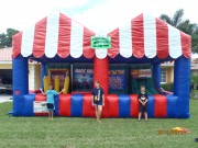 Inflatable Carnival Games Booth