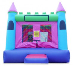 Queen Castle Bounce House