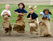 Potato Sack Races (Set of 10)