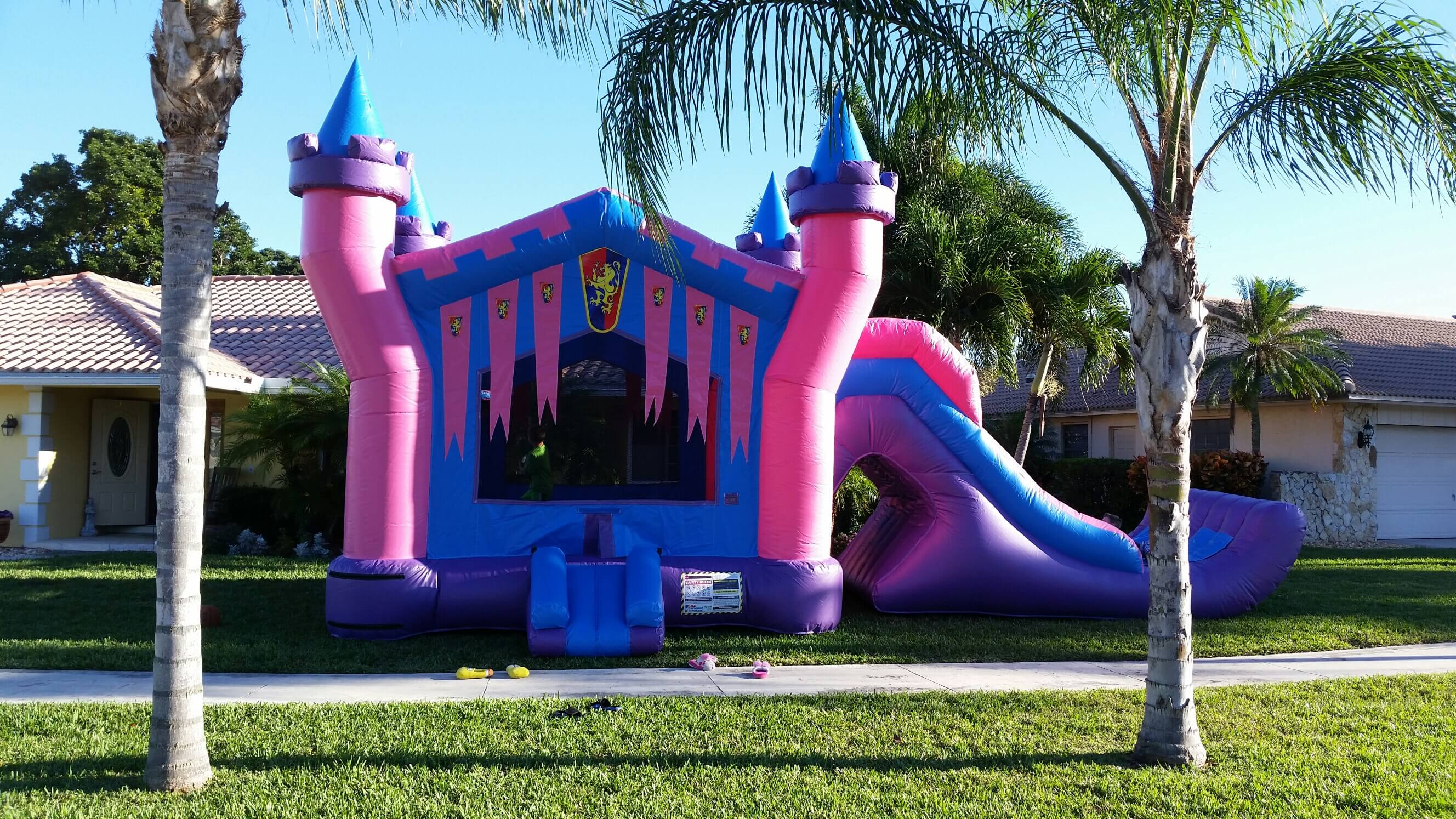 Bounce House Safety