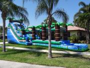Caribbean Storm w/ Slip n Slide and Pool