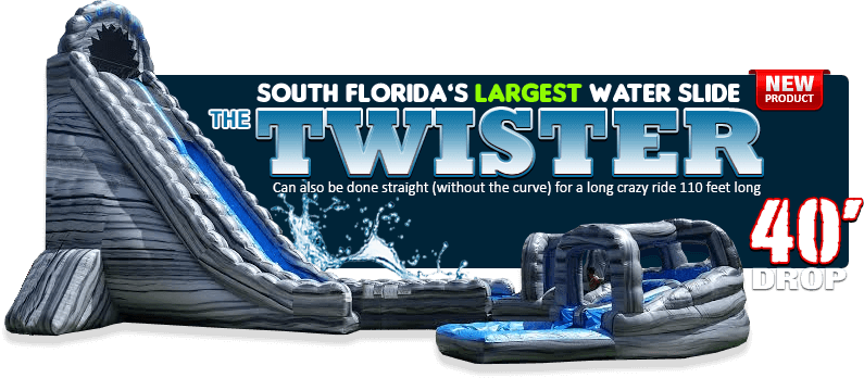 Top Four Waterslides In South Florida