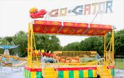 Go Gator Roller Coaster