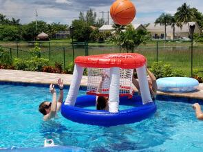 Small Basketball Hoop