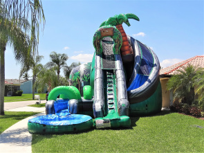 Marvelous Water Slides Bounce House Water Slide And Party Rentals Home Interior And Landscaping Ologienasavecom