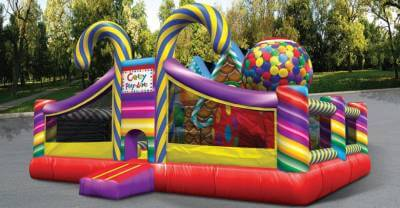 Candy Land Toddler South Florida Bounce