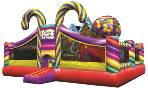 bounce houses for rent miami