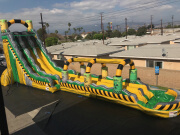 Toxic Revenge Water Slide