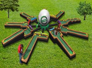 9 Hole Mini Golf