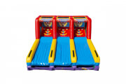 3 Lane Skee Ball