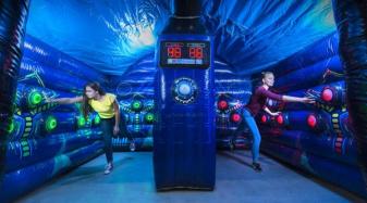 Warp Speed Interactive Arena