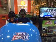 Virtual Roller Coaster
