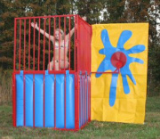 Collapsible Dunk Tank