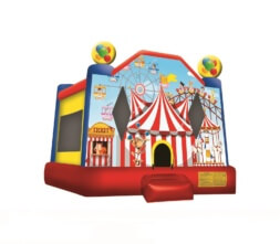 Circus/Carnival Bounce House