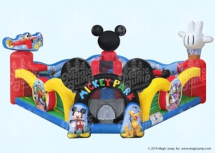 Mickey Mouse Toddler Bounce
