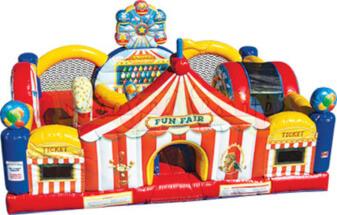 Carnival Toddler Playland