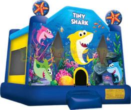 Baby Shark Bounce House