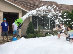 Foam/Snow Cannon