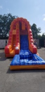 Fire & Splash Water Slide