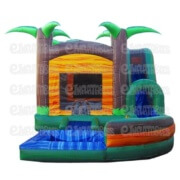 4 in 1 Paradise Jump and Splash