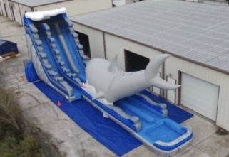 JAWS! Water Slide