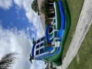 Caribbean Storm Water Slide