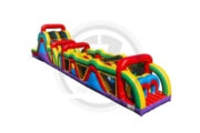 Rainbow Run Obstacle Course
